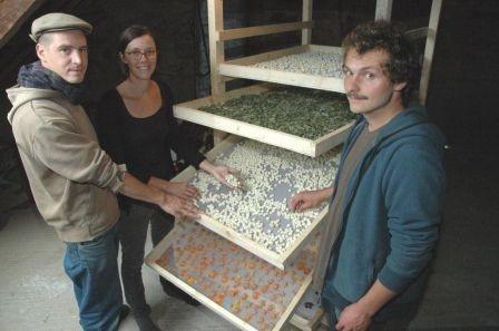 Ils lancent un projet «agri-culturel»