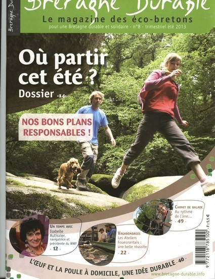 Voyager autrement en Bretagne, c'est possible !