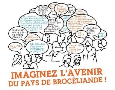 A Brocéliande, l'avenir se réfléchit avec les citoyens