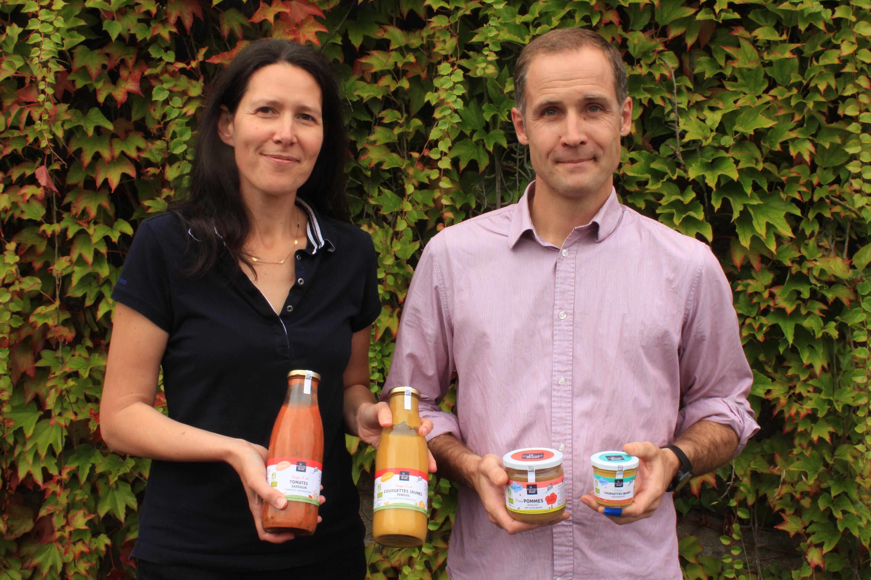 La marmite bretonne, la conserverie des produits bio et locaux