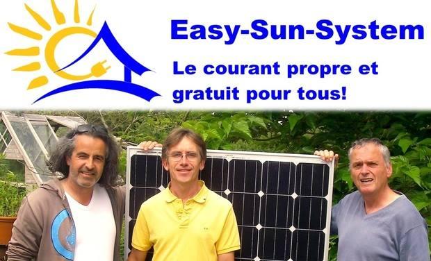 Avec Easy-Sun-System, l'énergie solaire est accessible pour tous