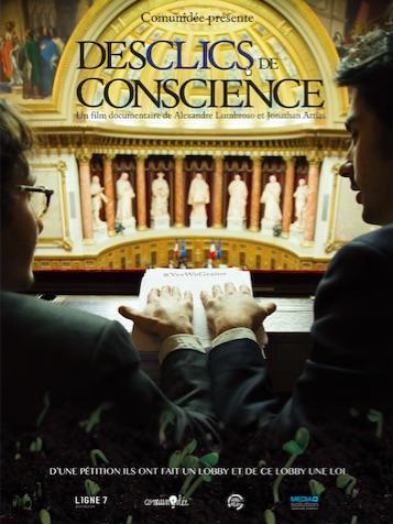 Des Clics de Conscience.Un film documentaire sur la portée des pétitions et le droit à l'initiative populaire