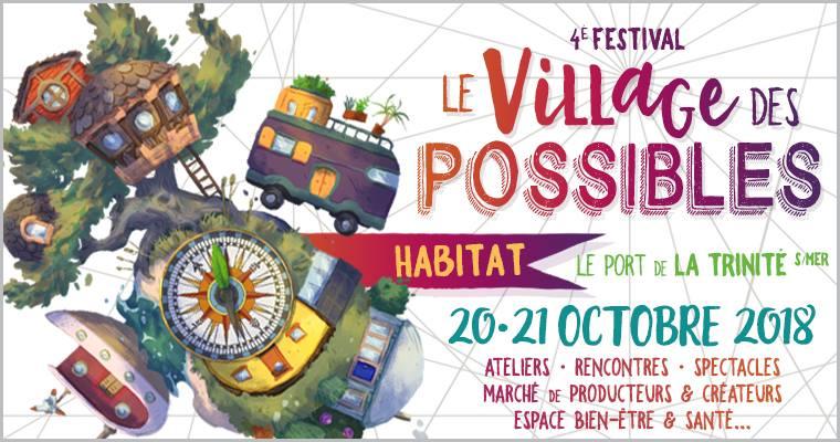 L'idée sortie. La quatrième édition du festival Le Village des Possibles à la Trinité-Sur-Mer