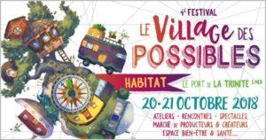 """4è festival """"Le Village des Possibles"""" @ La-Trinité-Sur-Mer (56)"""
