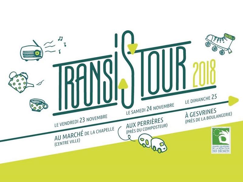 TransisTour : une recyclerie itinérante à la Chapelle-sur-Erdre, près de Nantes