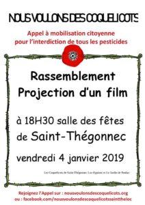 Saint-Thégonnec Loc-Eguiner, RDV des coquelicots @ Salle des Fêtes