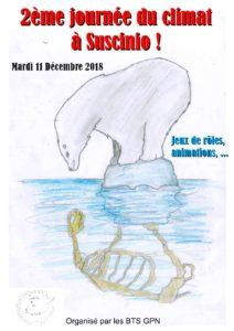 Morlaix, Journée mondiale du Climat au Lycée de Suscinio @ Lycée agricole de Suscinio