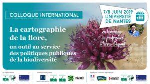 Nantes (44), La cartographie de la Flore - outil au service des politiques publiques de biodiversité @ Université de Nantes