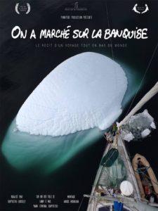 """Morlaix, """"On a marché sur la banquise"""" - récit d'un voyage tout en bas du monde @ Le Tempo"""