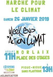 Morlaix, Marche pour le climat @ Place des Otages