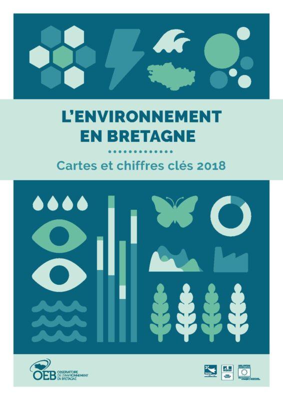 Cartes et chiffres-clés de l'environnement en Bretagne: le réchauffement climatique se fait sentir