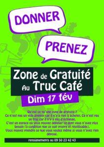 Lannion, Zone de gratuité LE TRUC CAFE @ LE TRUC CAFE