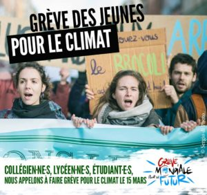 Brest, Grève mondiale pour le climat