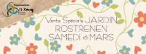 Rostrenen (22), Ti Récup' - Vente Jardin @ Ressourcerie Ti Récup'
