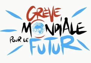 Lorient (56), Grève scolaire pour le Climat