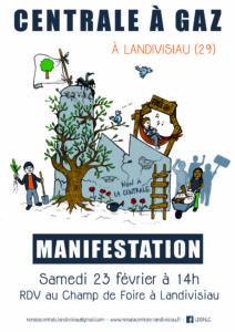 Landivisiau (29), Grand rassemblement festif et militant @ Place du Champ de foire