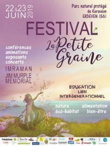 Erdeven (56), Festival La petite graine @ Parc Naturel de Keraveon