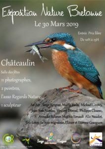 Châteaulin (29), Exposition Photos Nature bretonne @ Salle des Fêtes