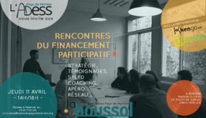 Morlaix (29), Rencontres du financement participatif @ Kérozar