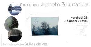 Pluméliau (56), Photo & nature - Formation édition Bulles de Vie