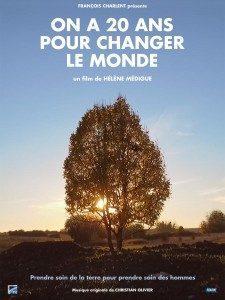 """Trédrez-Locquémeau (22), """"On a vingt ans pour changer le monde"""", Ciné-débat @ Café Théodore"""