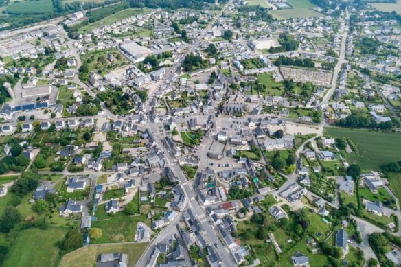 Pleyber-Christ (29). Cinq maisons passives vont être construites au Guével