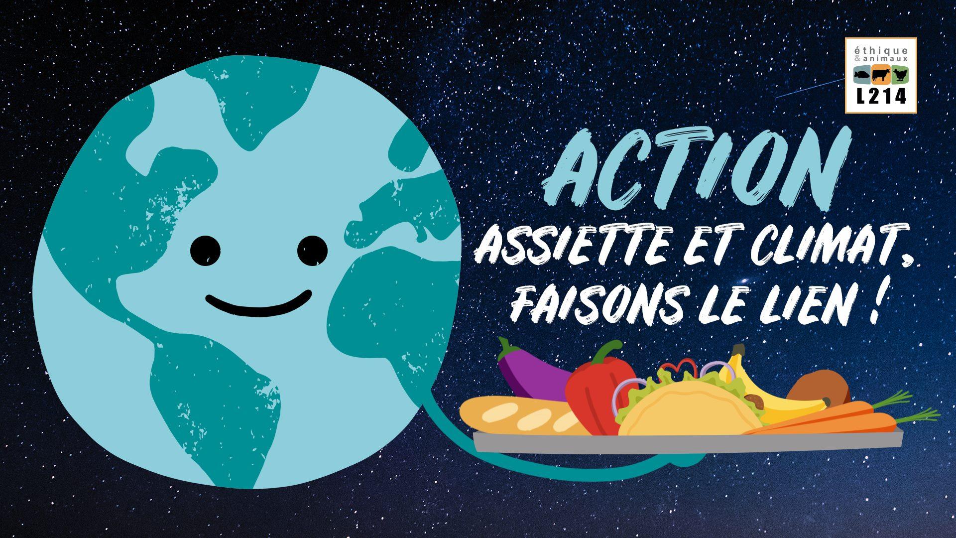 Quimper (29), Assiette et Climat : faisons le lien !
