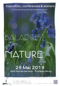 Pluméliau-Bieuzy (56), Balade(s) en Nature, expo-conférence-ateliers