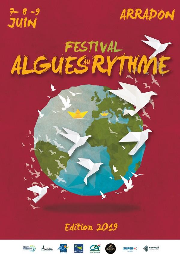 Algues Au Rythme, le festival qui fait bouger les choses!