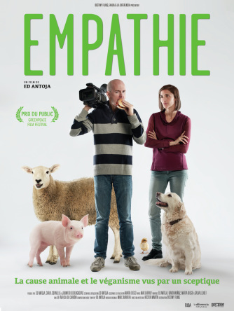 Auray (56), Empathie animale – projection/dégustation