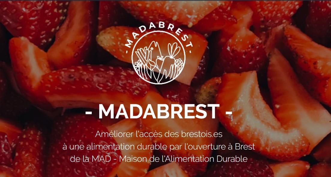 Une Maison de l'Alimentation Durable en projet à Brest