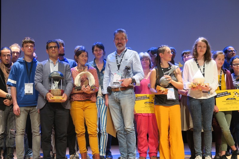 Trophées du Développement Durable bretons : cinq initiatives récompensées