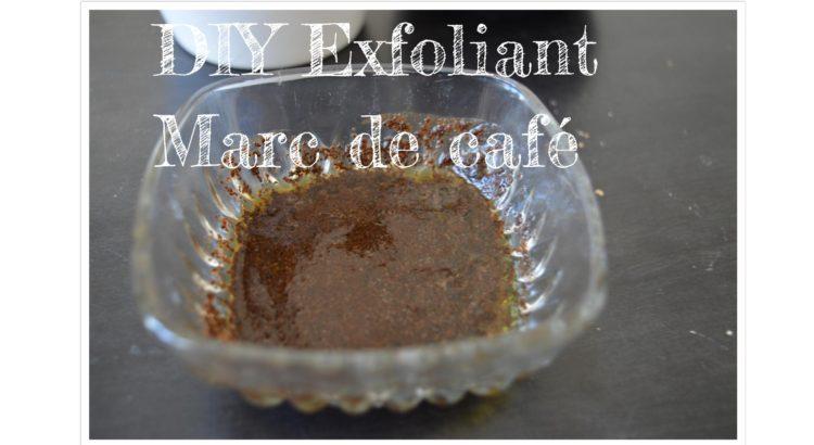 exfoliant café