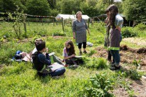 Mellionnec (22), Atelier jardin permaculture et agroécologie @ Le Bois du Barde