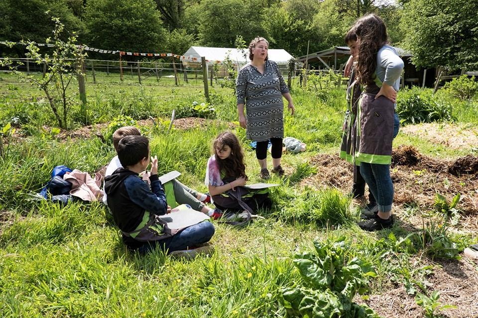 Mellionnec (22), Atelier jardin permaculture et agroécologie