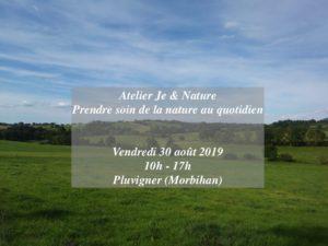 Pluvigner (56), Atelier Je & Nature @ Pluvigner