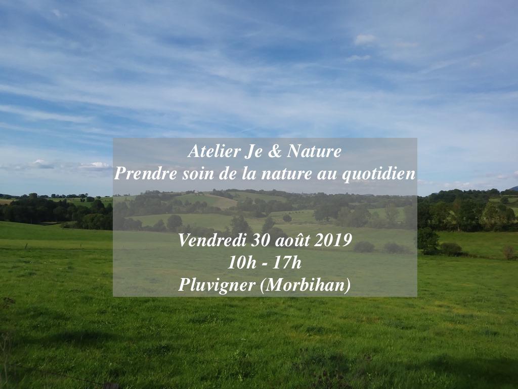 Pluvigner (56), Atelier Je & Nature