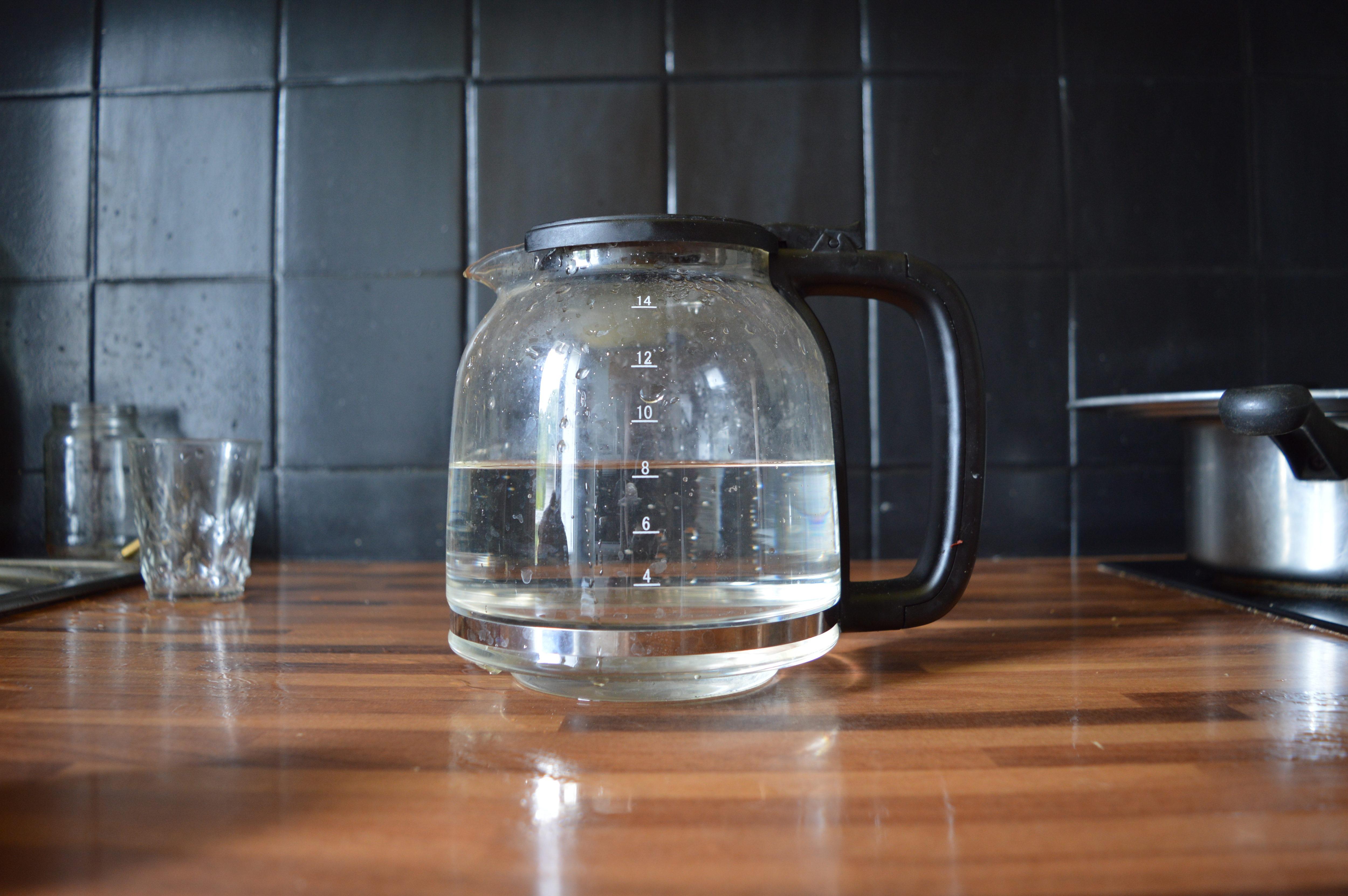 citron confit eau