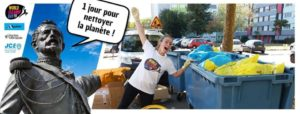 Nantes (44) World CleanUp Day