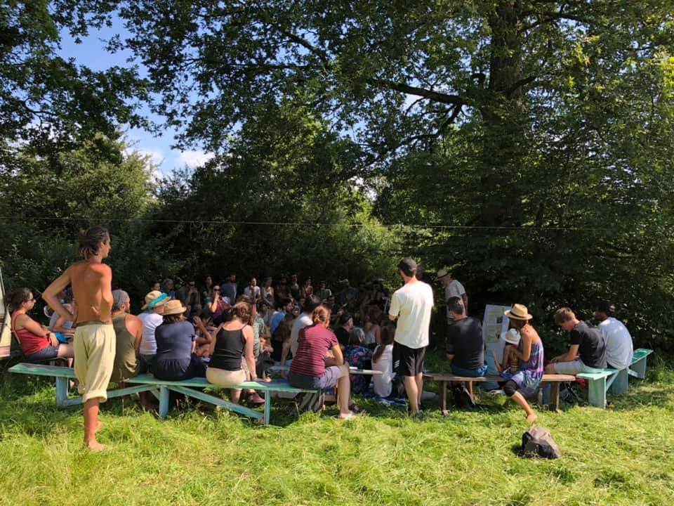 Querrien (29), Vers les Communes Imaginées – 2° Rencontres en Bretagne