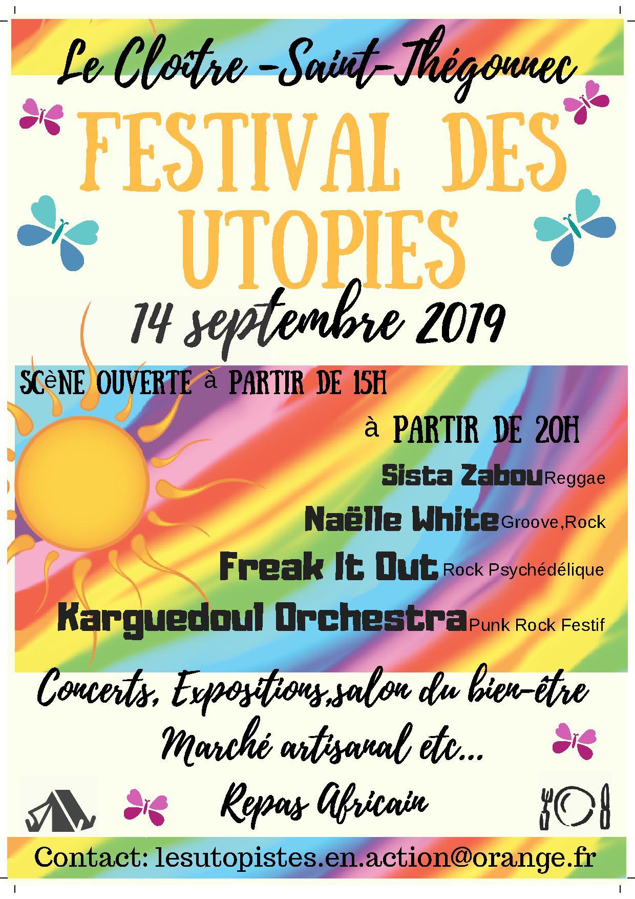 Festival des Utopies