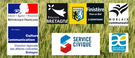 les partenaires institutionnels, associatifs et financiers d'Eco-Bretons
