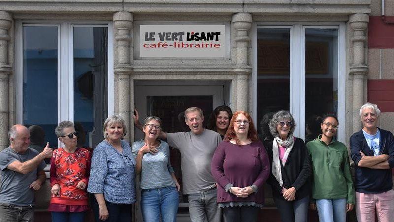 Participez au lancement d'un café-librairie engagé à Pont-l'Abbé (29)