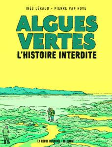 Berrien (29), Algues vertes avec Inès Léraud @ L'Autre Rive