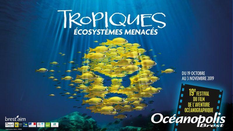 L'idée sortie. Le Festival du Film de l'Aventure Océanographique à Océanopolis