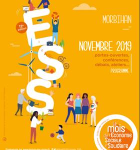 Pays de Vannes (56) Animations pour le mois de l'ESS