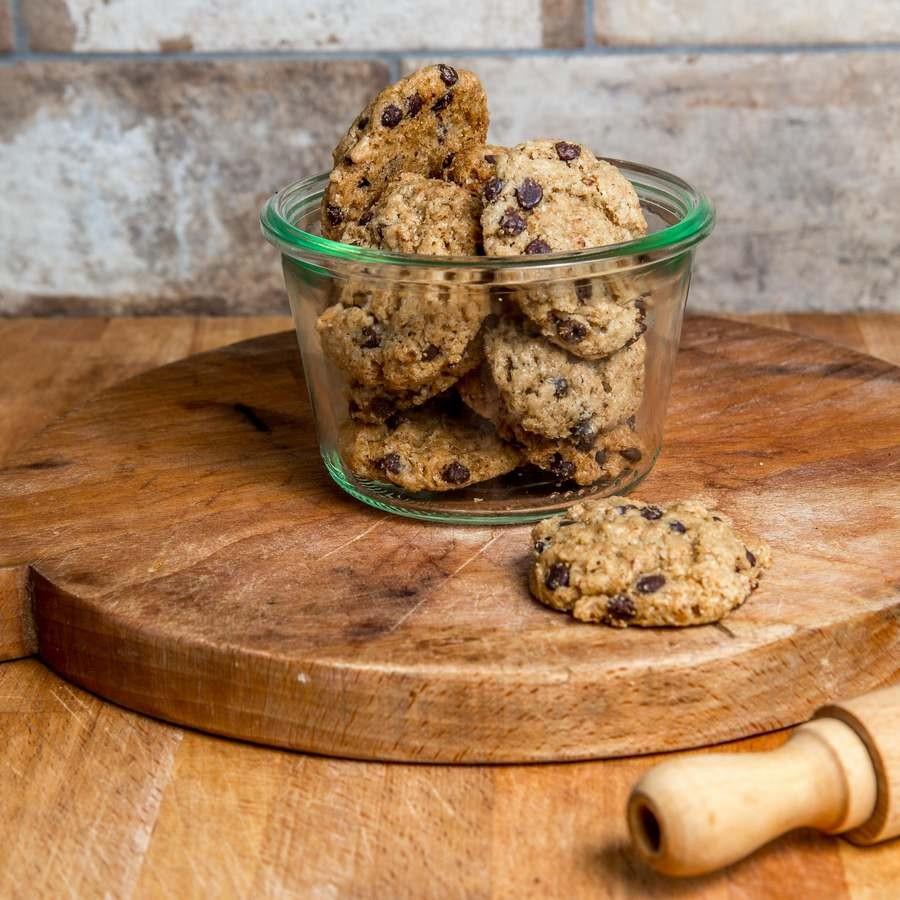 La recette. Les cookies zéro déchet