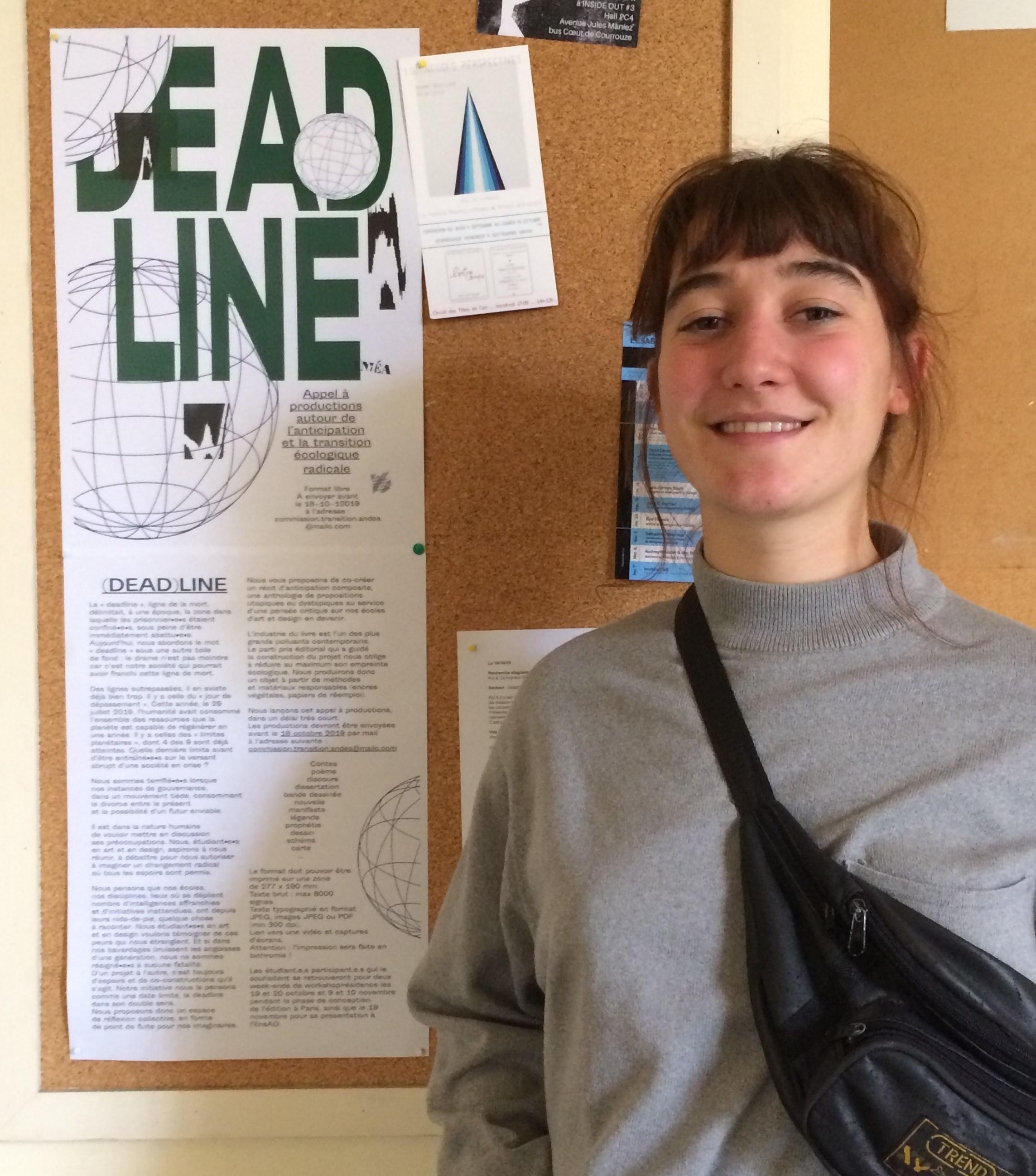 Art, Design et Écologie : exemples d'initiatives étudiantes à l'École des Beaux-Arts de Rennes.