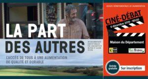 """Quimper (29), """"La part des autres"""" - Ciné-débat @ Conseil départemental du Finistère"""
