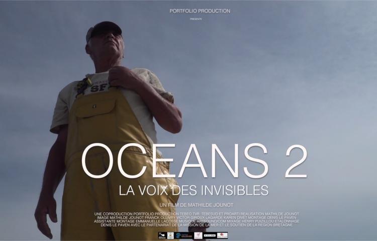 Morlaix (29), Océans 2, la voix des invisibles, Ciné-débat